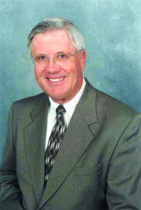 Rev. Arlo Moehlenpah
