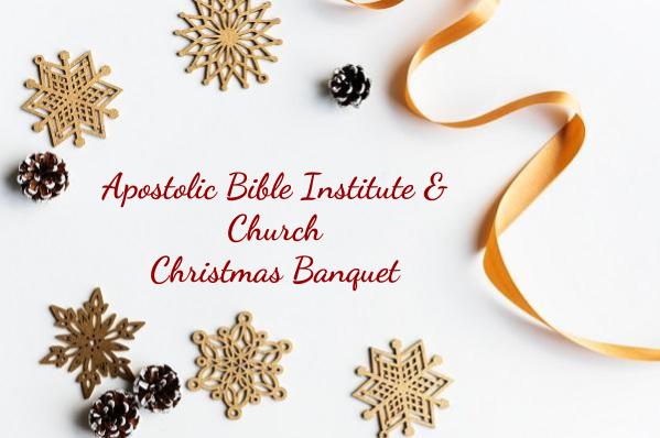 ABI/ABI Christmas Banquet