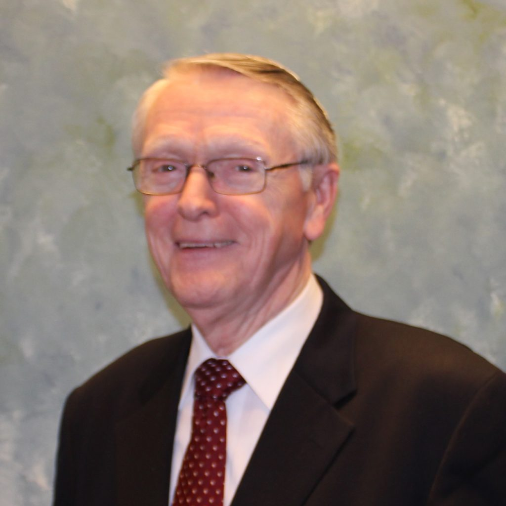 Rev. Jack Leaman